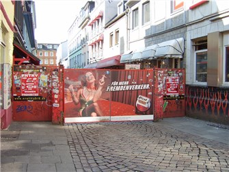 Reeperbahn / Herbertstraße